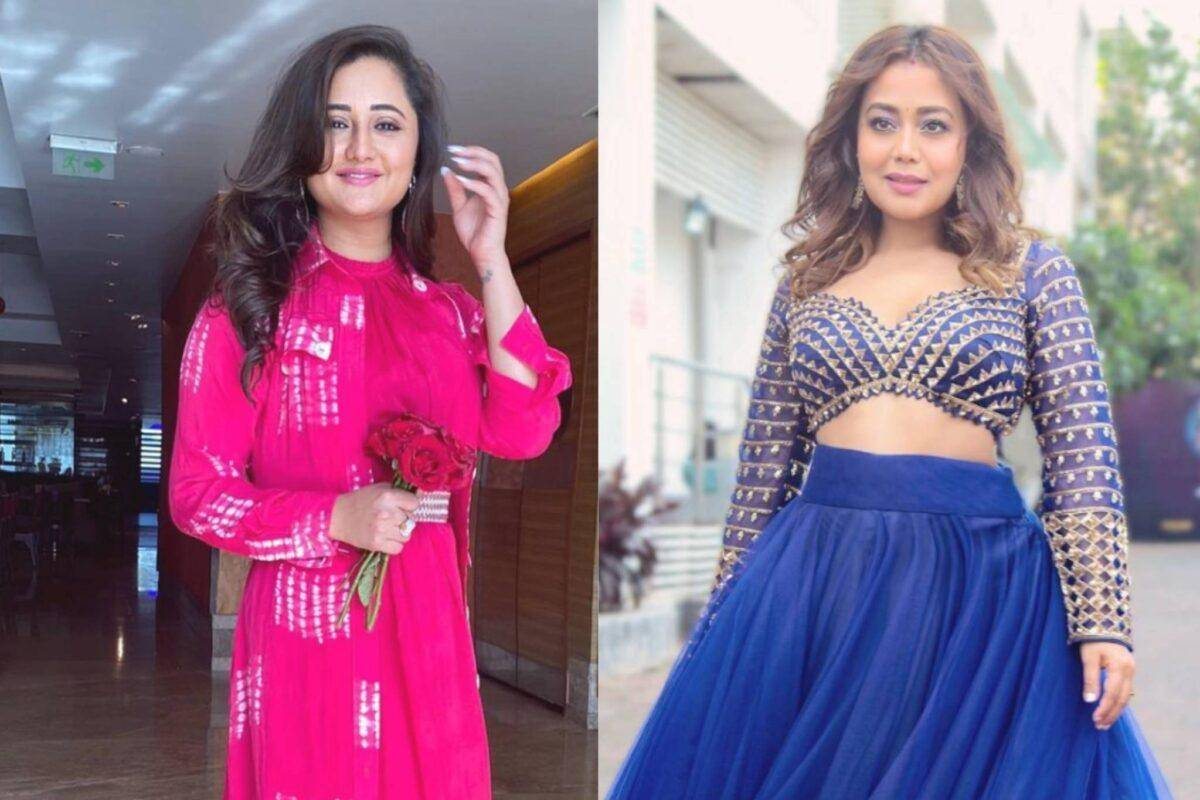 Rashami desai neha kakkar in music video