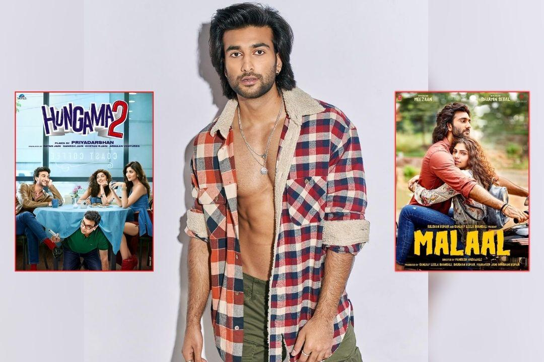 Hungama 2 actor Meezaan Jafri Speaks Up On Fail To Leave Mark With His Debut Film 'Malaal'
