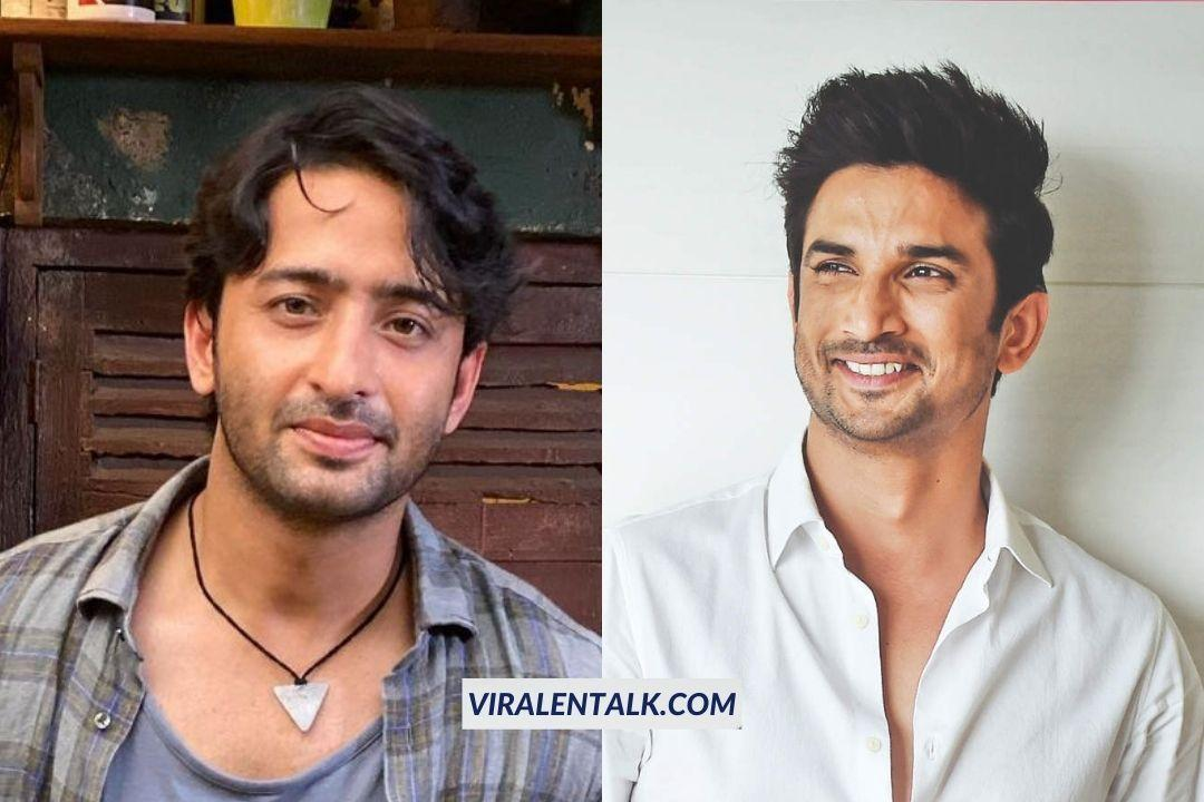 Shaheer Sheikh Reveals He Was Nervous To Step Into Late Sushant Singh Rajput Shoes In Pavitra Rishta 2