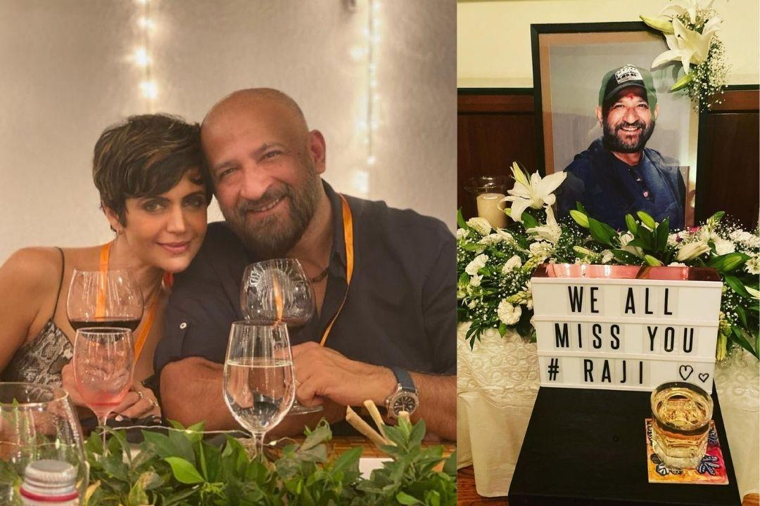 Mandira Bedi Pays Tribute To Her Late Husband Raj Kaushal With Throwback Pictures